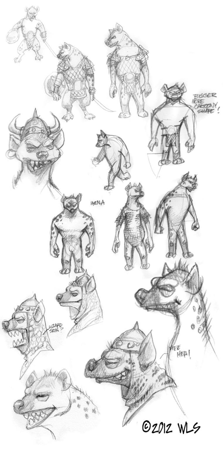 More Hyenas