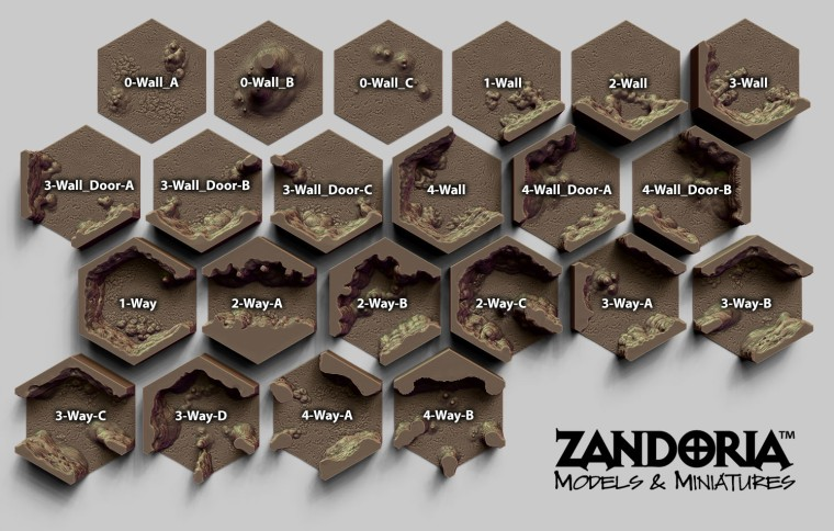 Caves of Chaos – Zandoria Studios