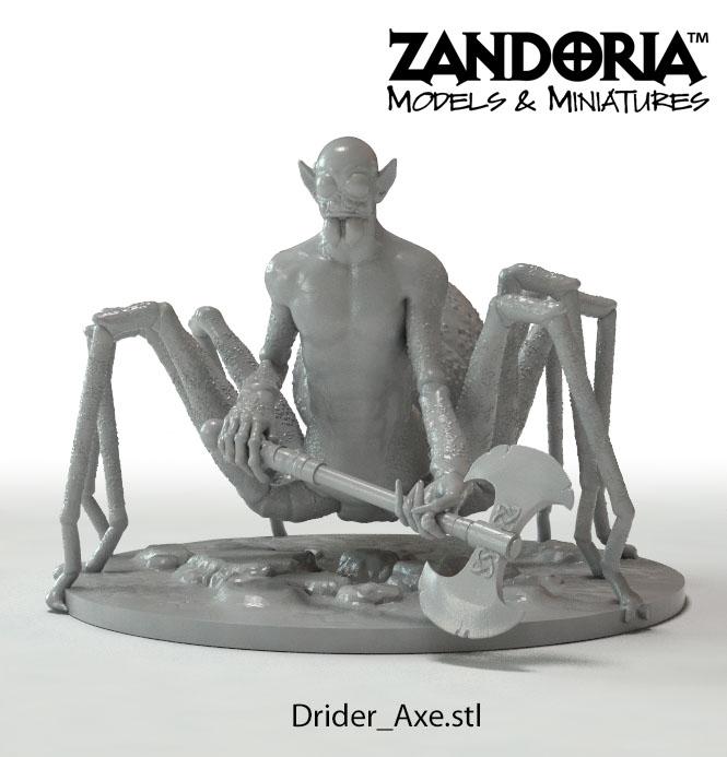 Drider_AXE01