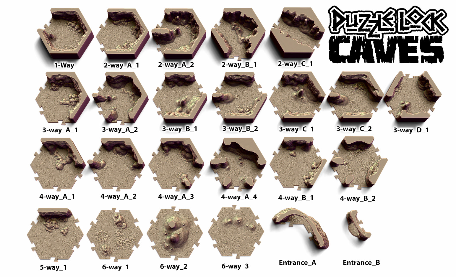 Puzzlelock_Caves_Chart